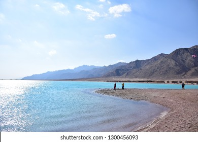 Blue Lagoon Dahab Sinai , The best place to enjoy summer and winter vacation in Egypt