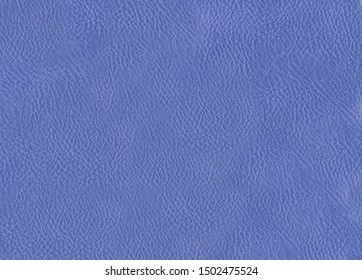 Blue leather textured background for your design