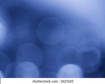 Blue light circles uneven background (six colors collection)