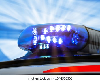 Blue light, Germany,  Urgency, Flasher, Emergency