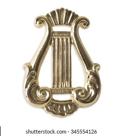 Blue Lodge officerJewel. organist. Freemasonry