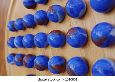 Blue Marble Balls distance