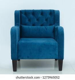 Blue Modern Chairs