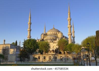 Blue Mosque Istanbul, Turkey