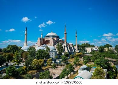 Blue Mosque (Sultanahmet Camii), Istanbul, Turkey