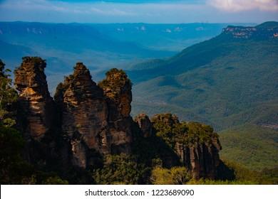 Blue Mountain Australia