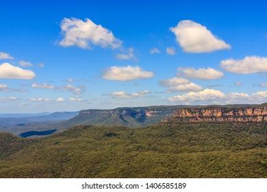 Blue Mountains Echo Point Katoomba, New South Wales, Australia