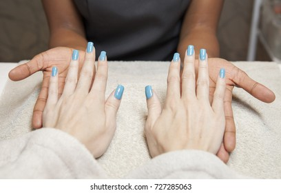 Blue Nails Day Spa