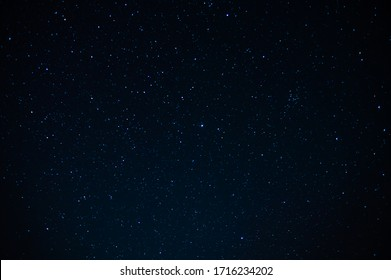 Blue night starry sky, space, background for screensaver. Astrology, horoscope, zodiac signs