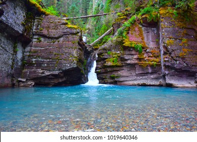 Blue oasis of Colorado