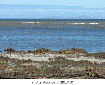 Blue Ocean and rocks