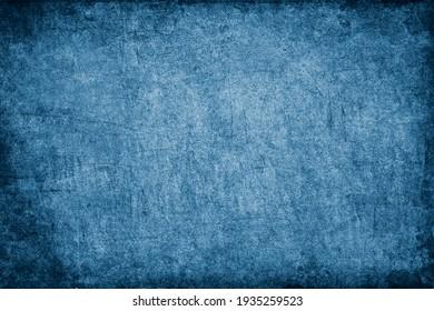 Blue painted grunge texture background - Shutterstock ID 1935259523