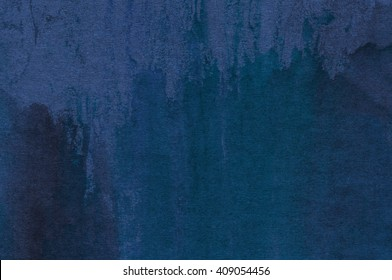 Blue Paper Texture. Background