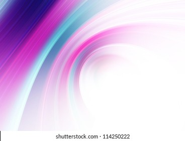 blue pink background