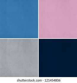 Blue, Pink and Gray Sport Jersey Mesh Textile