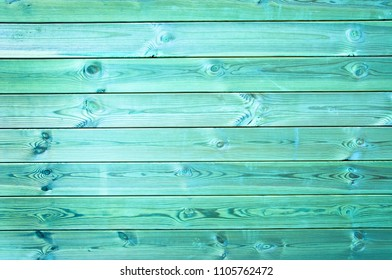Blue planks background