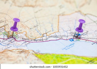 Ireland Road Map Stock Images RoyaltyFree Images Vectors
