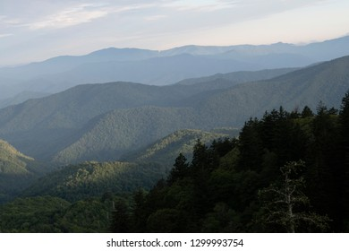 Blue Ridge Mountains - Tennessee - USA