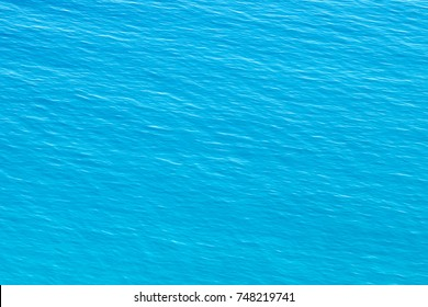 Blue sea water pattern surface background texture