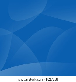 blue shape background