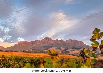 Blue skies and beautiful Cape Town with the Mountains in the background
