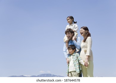 blue sky anf family