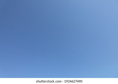 Blue sky background taken with a Canon 5D Mark IV, and not improved with editing software.