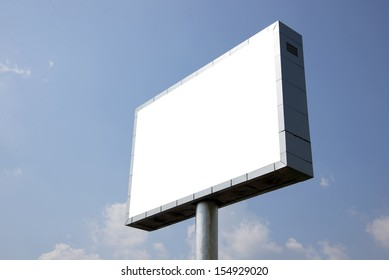 Blue Sky billboards
