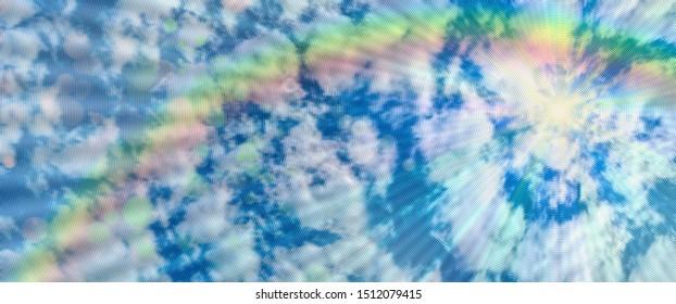 blue sky Cirrus clouds sky background border Sunny day sky texture rainbow sun rays ultraviolet radiation