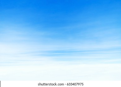 The blue sky with cloud, Background, New