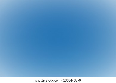 Blue sky, cloudless sky, pastel tones