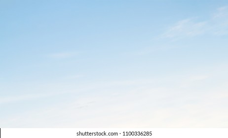 blue sky with clouds, background for your desktop