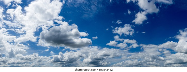 Blue sky clouds background hdr image stock photo image royalty blue sky with cloudy backgroundpanorama altavistaventures Gallery