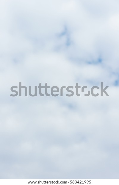 Blue sky in more cloud day and abstract background.