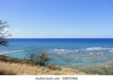 blue sky  ocean hawaii