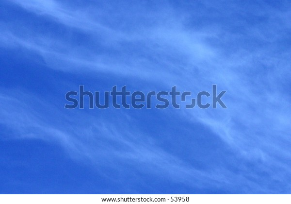 Blue Soft sky