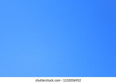 blue sommer sky