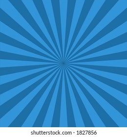 blue stripes centered