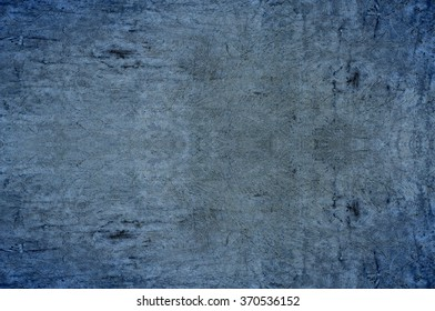 blue stucco with paint