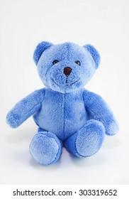 Blue teddy bear images stock photos vectors shutterstock blue teddy bear altavistaventures Images