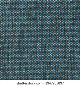 Blue textile textured background. Vintage detailed fashion background for designers and composing collages. Luxury textured genuine fabric of high and natural quality. Cloth backdrop.