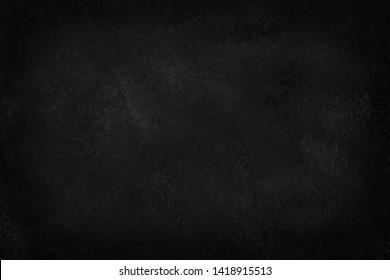 Blue texture dark slate background. Stone concrete surface.