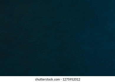 Blue texture leather for background