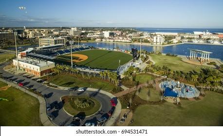 Blue Wahoo's Stadium Pensacola, FL