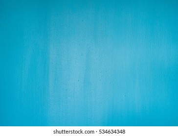 Blue wall background texture
