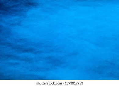 Blue water background summer colour
