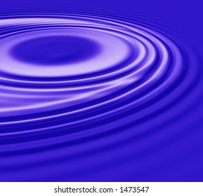 blue water with ripples background,abstract