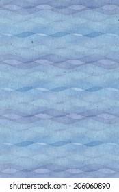 Blue wave background pattern