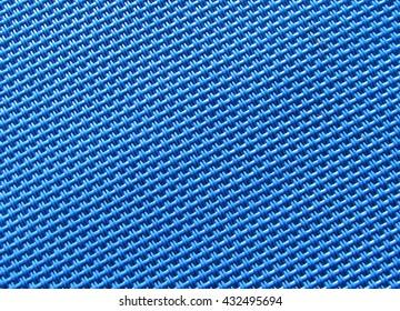 Blue weave texture background foto