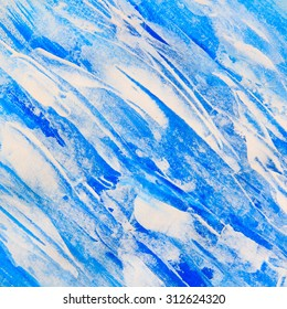 blue and white diagonal beautiful painted texture background